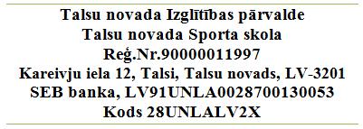 Rekvizīti_Sporta skola