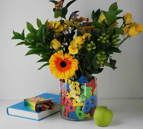 back-to-school-flowers