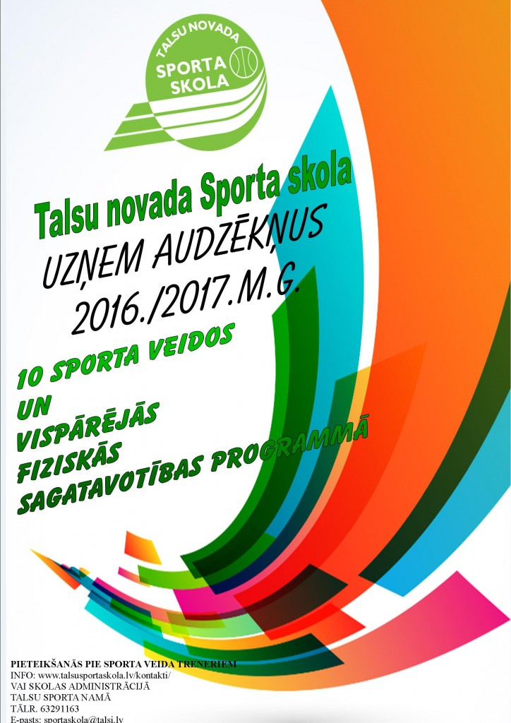 plakāts uzņemš.org