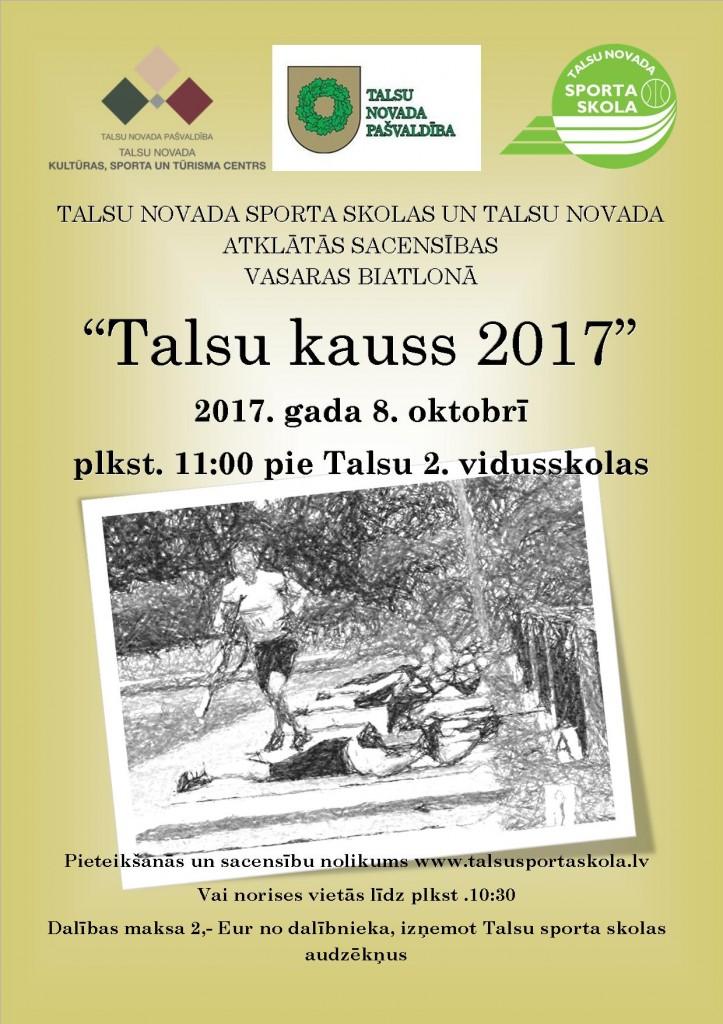 Talsu kauss 2017